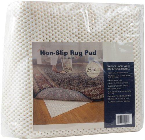 round non slip rug pad - 8