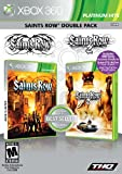 Saint's Row Double Pack Limited Edition -Xbox 360 by THQ