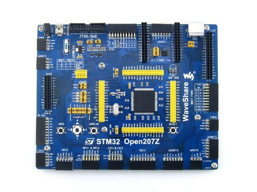 Waveshare Open407Z Package B STM32 Board STM32F407 STM32F4 Cortex-M4 ARM STM32 Development Board +Camera +3.2'LCD + Module Kits
