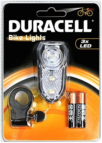 Duracell 3-LED Bike Headlight