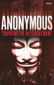Anonymous - Souviens-toi du 5 novembre par Anonymous