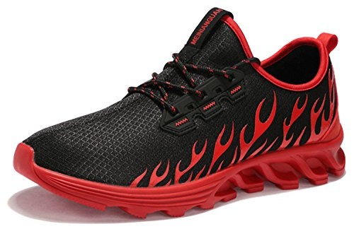 Inniuquma store Running Shoes For Outdoor Comfortable MenMesh Athletic ShoesLace-up WalkingSneakers Men Breathable Sport - Stores Dunedin