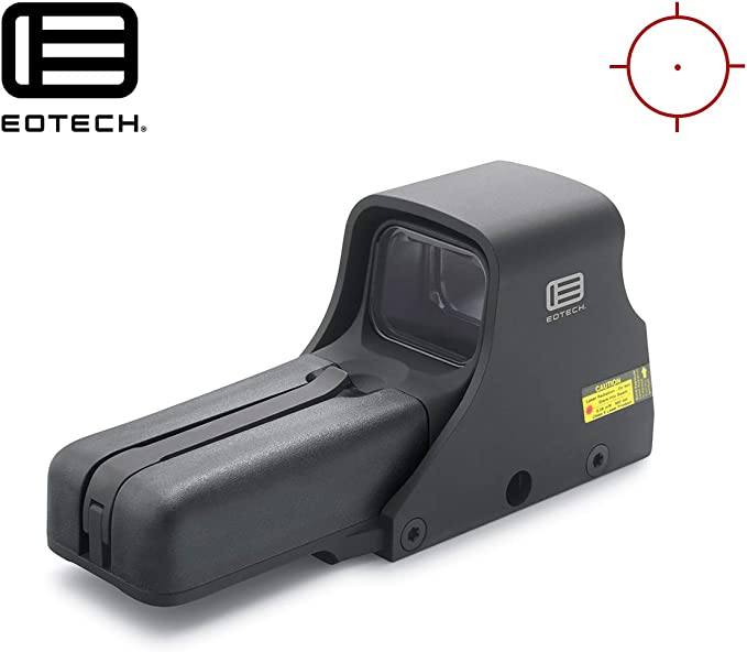 Best Holographic Sight: Eotech 512 Holographic Weapon Sight