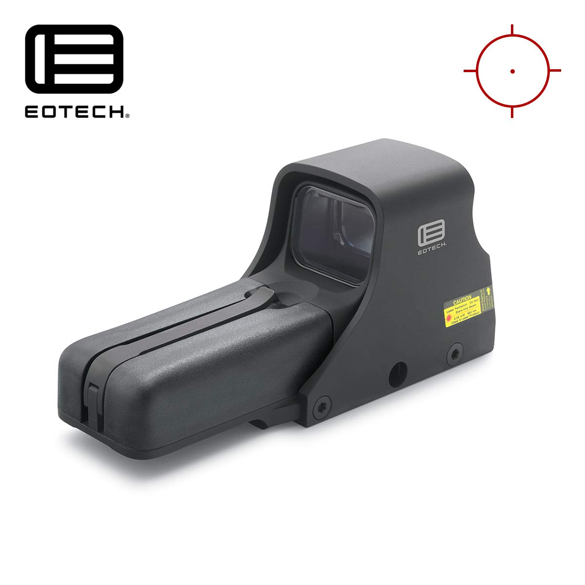 2. EOTech 512 Holographic Weapon Sight