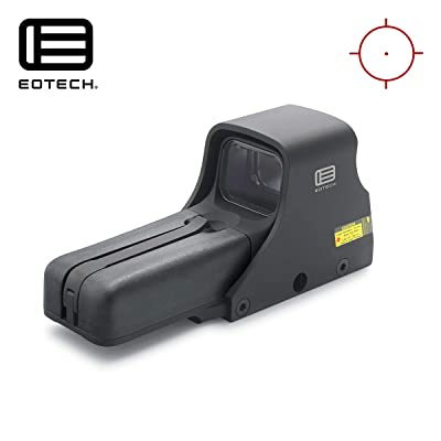 OTECH 512 Holographic Weapon Sight - 1 Dot Speed Ring Reticle