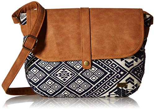 (Roxy Find Your Fire Small Crossbody Bag, dress blues)