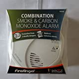 FireAngel Optical Combination Smoke & Carbon Monoxide Alarm