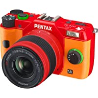 Pentax Digital Single-lens Camera Q10 Evangelion Model TYPE 02: Asuka