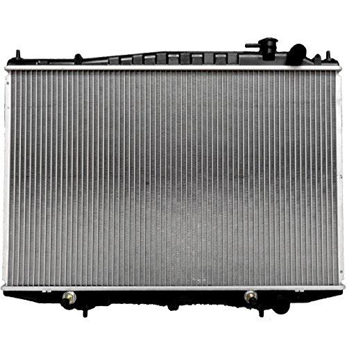 - SCITOO Radiator Fit for 2215 1998-2004 Nissan Frontier 2000-2004 Nissan Xterra 2.4L 3.3L
