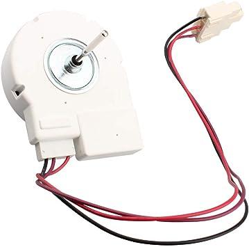 BCD-330WTV 12V 4W Motor de ventilador de congelación ZWF-02-4 ...