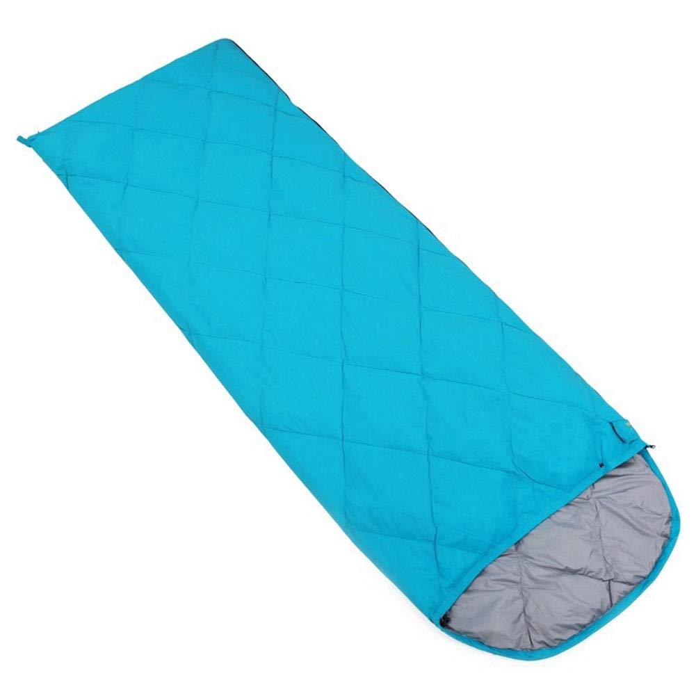 スリーピングバッグ blue、軽量快適な睡眠バッグ封筒屋外キャンプ睡眠袋防水ポータブルハイキングスリーピングパッド,blue,650g 750gg B07MWZCNWR blue B07MWZCNWR 750gg 750gg|blue, ToyStep:bc750e50 --- mail.tastykhabar.com