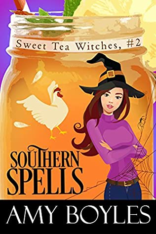 Book Cover Of Southern Spells