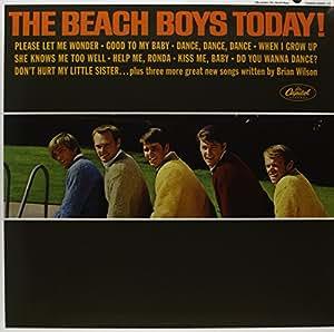 the beach boys today vinyl music. Black Bedroom Furniture Sets. Home Design Ideas