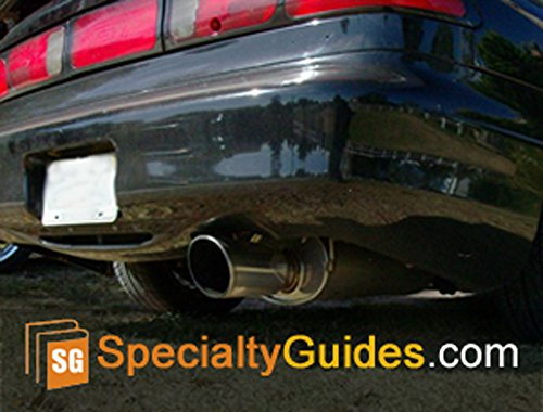 Ford Probe Aftermarket Exhaust - Probe Ford Aftermarket