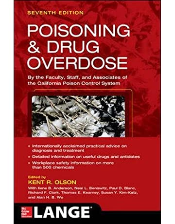Poisoning and Drug Overdose, Seventh Edition (Poisoning & Drug Overdose)