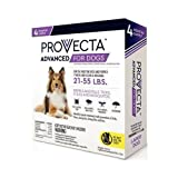 Provecta Advanced For Dogs 21-55 lbs. (4 Dose)