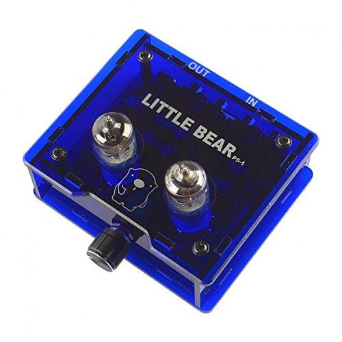 SainSmart LittleBear P5-1 CLEAR 6J1 tube valve puffer Preamp Preamplifier amplifier SainSmart