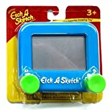 Ohio Art Pocket Etch A Sketch (Blue with Green Knobs) Color: Blue with Green Knobs Model: , Toys & Games for Kids & Child