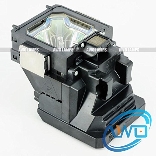 610-335-8093 Replacement Lamp with Housing for SANYO PLC-ET30L//XT35//XT35L;Eiki LC-SXG400//SXG400L//XG400//XG400L AWO POA-LMP116