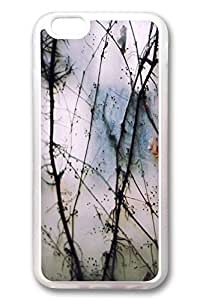 iPhone 6 Cases, Personalized Protective Case for New iPhone 6 Soft TPU Clear Edge Vine01