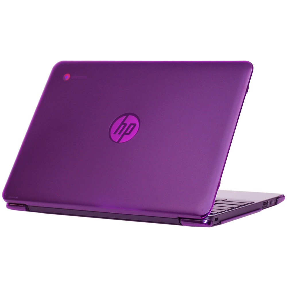 mCover - Carcasa rígida para HP Chromebook 11 Transparente ...
