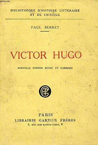 Victor Hugo [Pdf/ePub] eBook