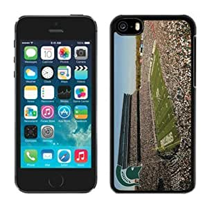 diy phone caseCustomized iphone 5/5s Case Ncaa Big Ten Conference Michigan State Spartans 9diy phone case