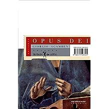 Opus dei: Arqueologia do ofício [Homo Sacer, II, 5] (Coleção Estado de Sítio) (Portuguese Edition)