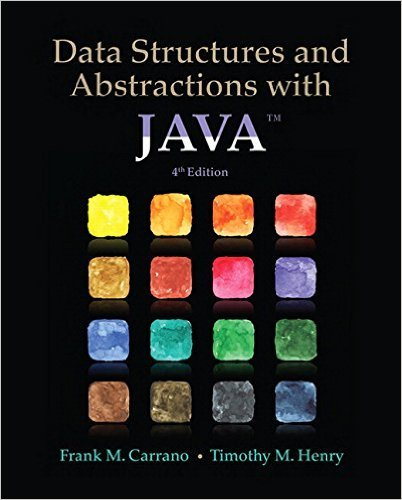 133744051 - Data Structures and Abstractions with Java (4th Edition)