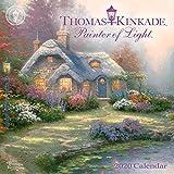 Thomas Kinkade Painter of Light 2020 Mini Wall Calendar