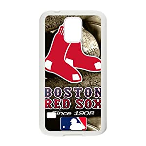 Happy Boston Red Sox Cell Phone Case for Samsung Galaxy S5