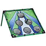 Franklin Sports 6 Hole PVC Bean Bag Toss Game