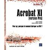 Acrobat XI (Version pro) pour PC/Mac