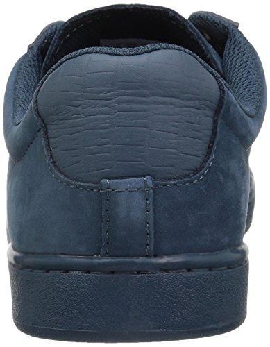 Sneakers Lacoste Da Uomo Carnaby Evo Blu Nubuck