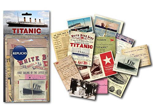 Titanic Resource Pack - Memorabilia Pack