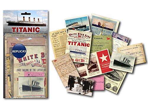 Titanic - Memorabilia Pack
