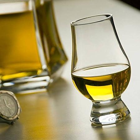 Glencairn vaso de Whisky - paquetes de Comercio de 6, 12, 18, 24, 30 cantidad de vasos (sin cabeza)