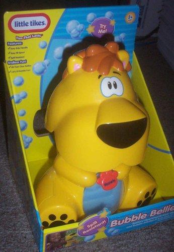 Bubble Bellies Manely the Lion Bubble Blower ()