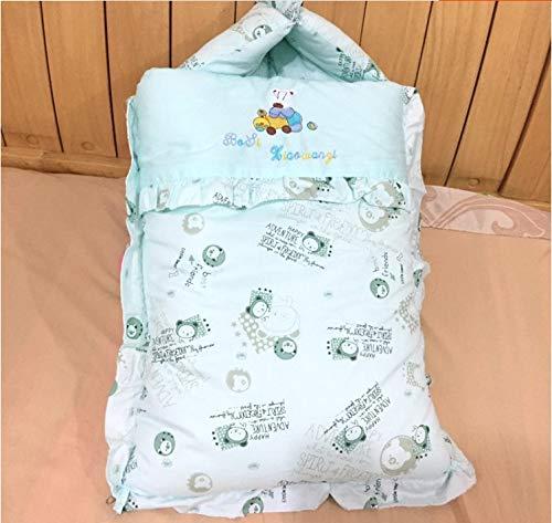 RubyShopUU 2018 Baby Oversized Sleeping Bags Winter as Envelope for Newborn Cocoon wrap Sleepsack,Sleeping Bag Baby as Blanket & swaddling Bass Oversize Sleeping Bag