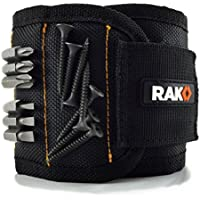 RAK Magnetic Wristband with Strong Magnets for Holding...