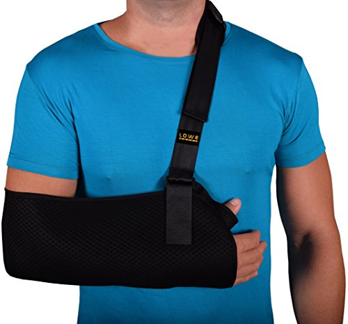 Arm Sling with Muscle Tape Bonus (Lowes Outdoor Patio)