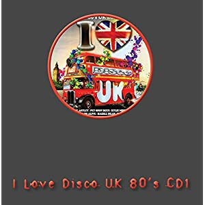 I Love Disco UK 80