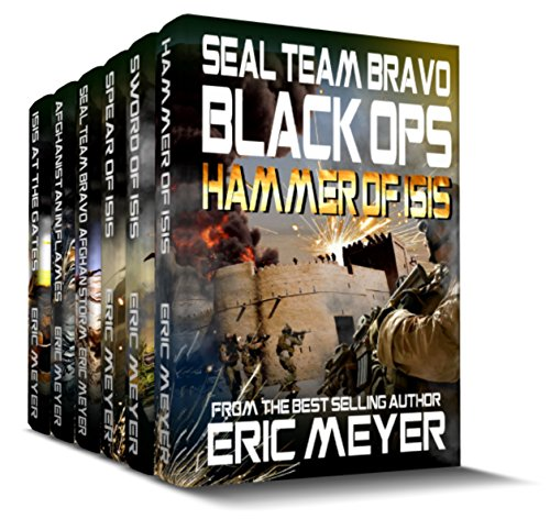 Cavalry Box - SEAL Team Bravo: Black Ops - Box Set (Books 7-12)