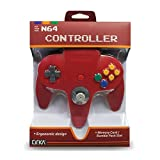 CirKa Controller for N64 (Red)