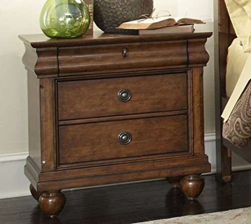 dustries 589-BR61 Traditions Night Stand 28