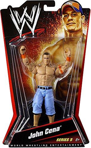 WWE John Cena Figure Series #5
