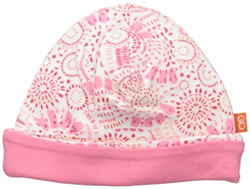 (Magnificent Baby Baby Girls' Reversible Hat, Modern Mosaic, O/S)