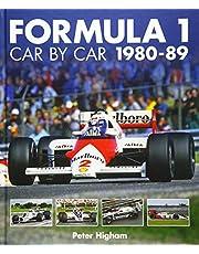 Formula 1: Car by Car 1980-89