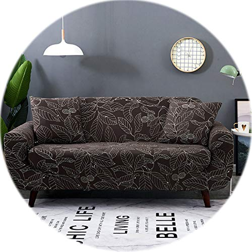 New face Protector Sofa Cover Spandex slipcover Sofa Removable housse canape Sofa Covers for Living Room Sectional Couch Cover Sofa Set,Color 22,4seater and 4seater
