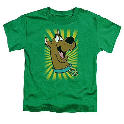 Scooby Doo Scooby-doo - T-Shirt Toddler T-Shirt 4T Green]()